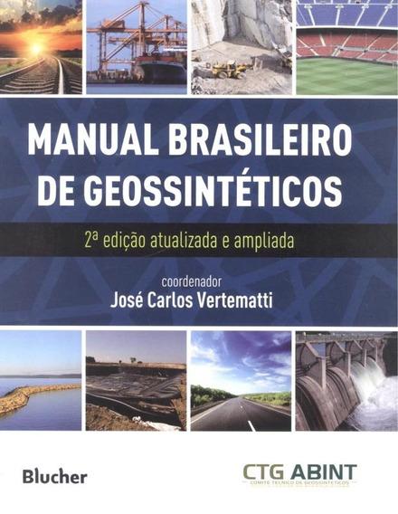 Manual Brasileiro De Geossinteticos - 2º Ed