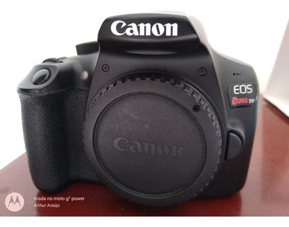 Canon Eos Rebel T6 + 55-250mm