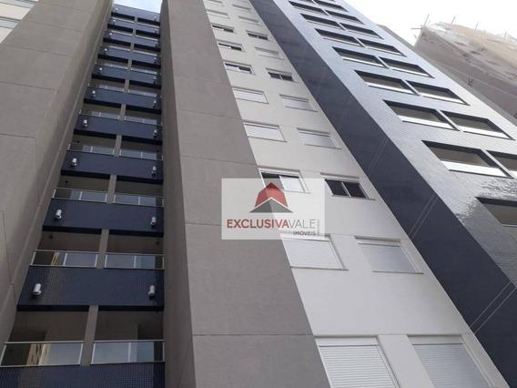 Apartamento Com 2 Dormitórios Para Alugar, 78 M² Por R$ 2.500,00/mês - Jardim Aquarius - São José Dos Campos/sp - Ap1807