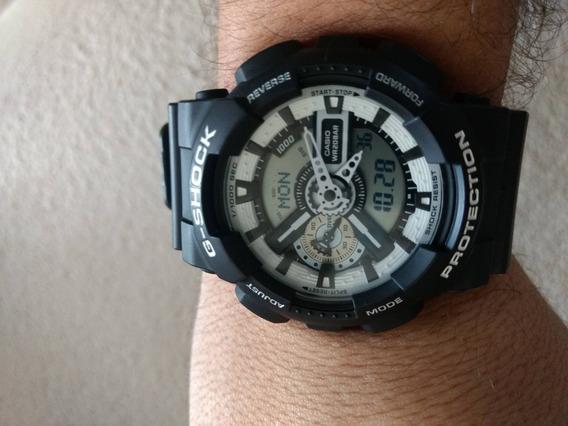 Relógio Casio G-shock Ga-110bw-1adr
