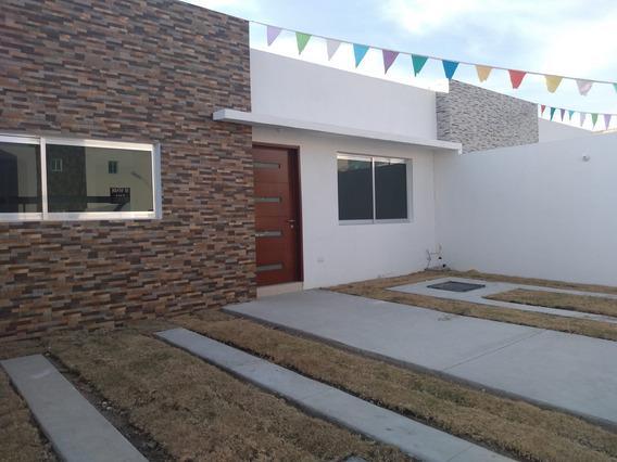 Preciosa Casa 1 Planta Residencial Santa Fe