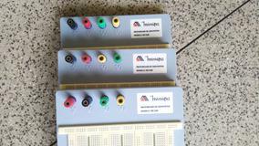 3 Protoboards Minipa 2420 Pontos Mp-2420 - 3 Unidades Novas