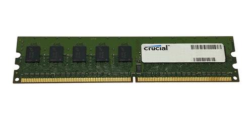 Imagem 1 de 1 de Memoria 2gb Ddr2 Ecc Pc2-6400e Dell Precision 380 390 T3400