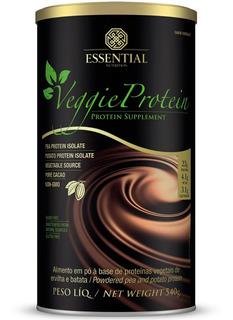 Novo Veggie Protein - Essential - Varios Sabores - Escolha.