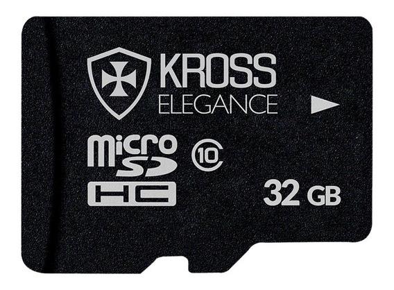 Cartão De Memória 32gb Micro Sd Kross Uhs-i Ke-mc32gbu1