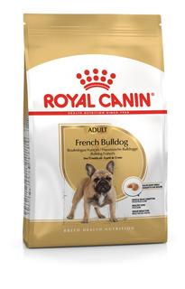 Alimento Perro Royal Canin Bhn Fr Bulldog Adult 3k