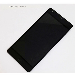 Display Lcd Ulefone Power - Promoção