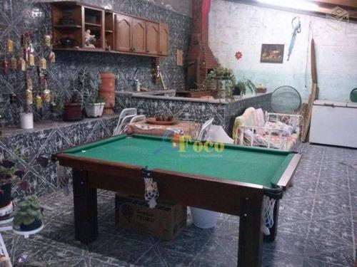 Chácara Com 3 Dormitórios À Venda, 1400 M² Por R$ 455.000,00 - Real Parque Dom Pedro I - Itatiba/sp - Ch0012