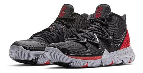 Tênis Nike Kyrie Irving 5 Bred University Red