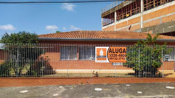 Casa Comercial Para Alugar, 187 M² Por R$ 2.400,00/mês - Orfãs - Ponta Grossa/pr - Ca0335