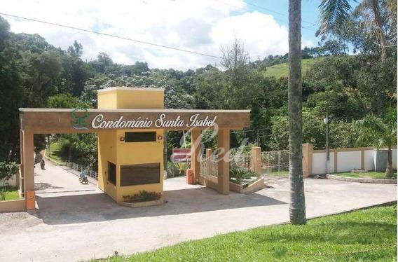 Casa Com 4 Dormitórios À Venda, 270 M² Por R$ 550.000 - Pouso Alegre - Santa Isabel/sp - Ca1521