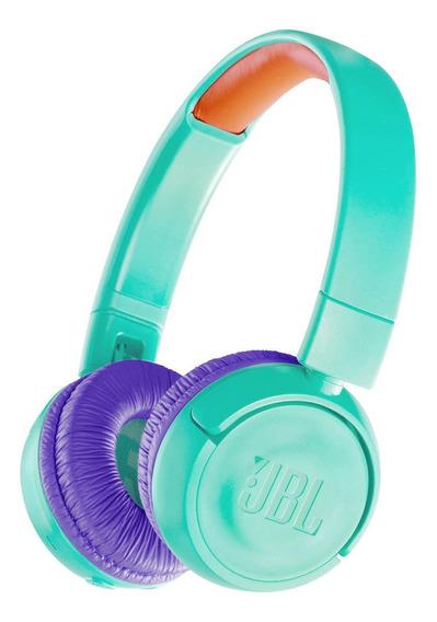 Audífonos JBL JR300BT tropic teal
