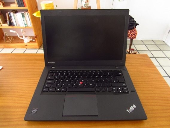 Notebook Lenovo Thinkpad T440 I5-4300u 4ª 8gb Ram 500gb Hdd