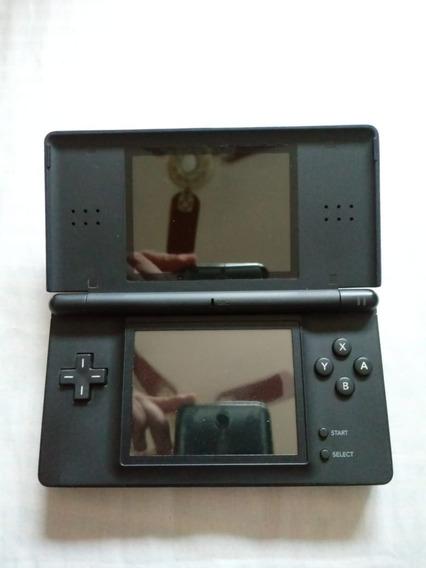 Nintendo Ds Lite Com 85 Jogos + 110 Jogos De Super Nintendo
