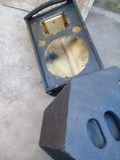 Cajas Acústica 15 (vacias) Fenolico 18mm C/u