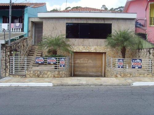 Imagem 1 de 30 de Sobrado Com 3 Dormitórios À Venda, 283 M² Por R$ 1.200.000,00 - Jardim Nossa Senhora Do Carmo - São Paulo/sp - So14060