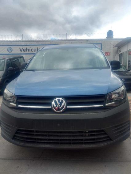 Vw Volkswagen Caddy Maxi Tdi Azul