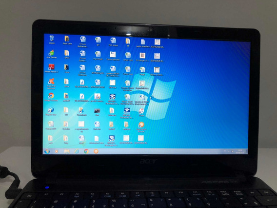 Notebook Acer Aspire One 722, Amd Dual Core, 500hd, 2gb,