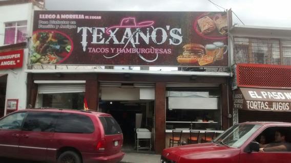 Local Comercial E. Morelia En Av Madero