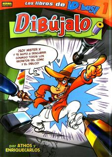 Libro Dibújalo - Athos Y Enrique Carlos - Norma