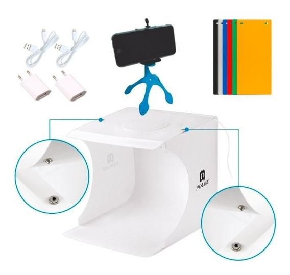Photo Studio Box Ideal Para Joias Semijoias Bijuterias