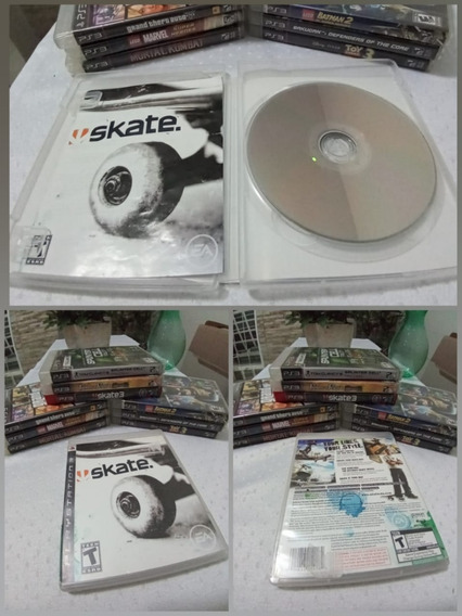 Games Jogos Skate 1 Ps3 Play3