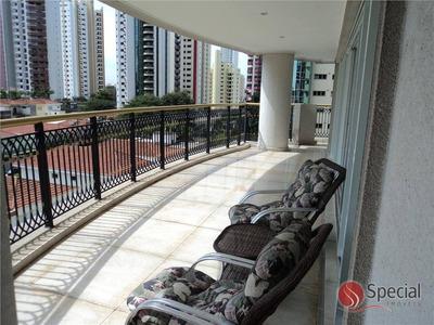 Apartamento Residencial À Venda, Anália Franco, São Paulo - Ap3350. - Ap3350