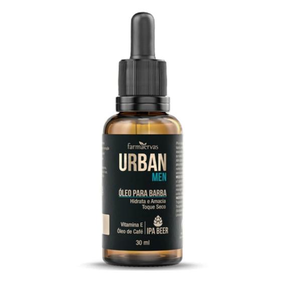 Farmaervas Urban Men Oleo Para Barba 30ml
