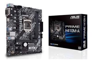 Motherboard Asus Prime H410m-a Ddr4 1200 Hdmi H410 10ma Gen