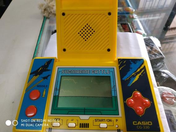 Mini Game Casio Submarine Battle