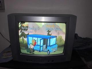 Tv Color 20 Vieja Watson Tw-204m 75 Wts