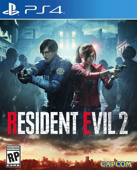 Resident Evil 2 Ps4 Psn   Original 1 Mídia Digital Português