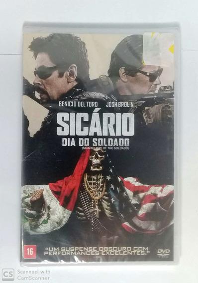 Dvd - Sicário Dia Do Soldado - Original - Lacrado