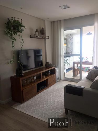 Imagem 1 de 14 de Apartamento 2 Dorms, 1 Suíte E Lazer Completo - R$ 560.000