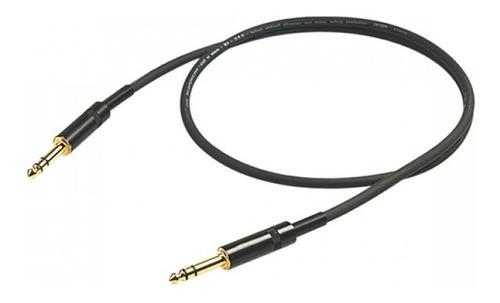 Cable Plug-plug Estereo Balanceado Proel Chl140lu1 1 Metro