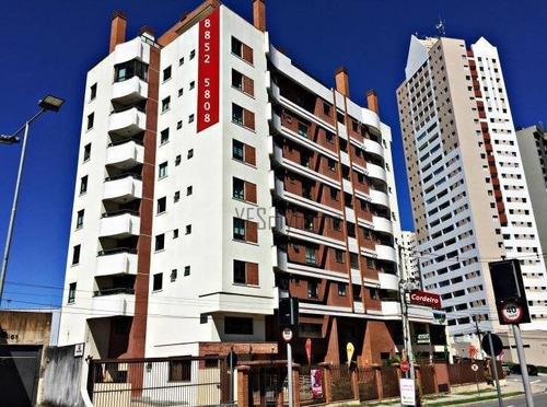 Duplex À Venda, 155 M² - Cristo Rei - Curitiba/pr - Ad0038