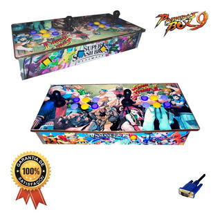 Pandora´s Box 9 Tablero Arcade