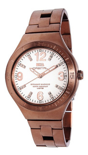 Reloj Orbital Acero Mujer Sumergible Cyber Outlet