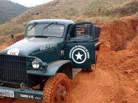 Chevrolet Gmc Cckw 1942 6x6