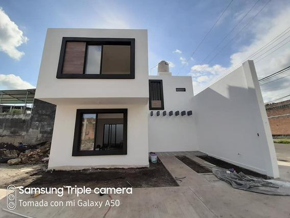 Hermosa Casa En Fracc.privada 115