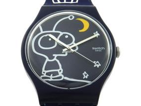 Relógio Swatch Moby Little Idiot - Edição Limitada