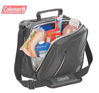 Bolsa Térmica Coleman Messenger 12 Latas Cinza A Melhor