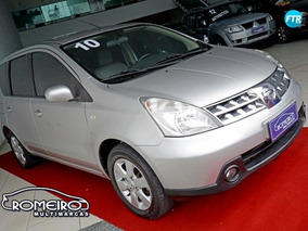 Nissan Livina Sl 1.6 16v Flex, Nto5324