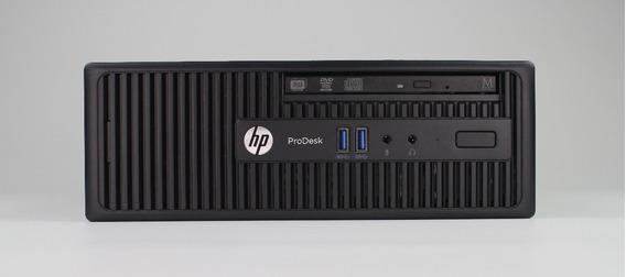Computador Pc Desktop Hp Prodesk 400 G3 I5 6ª Ger 4gb 500gb