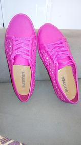 Tênis Summer Rosa Pink Tam. 36