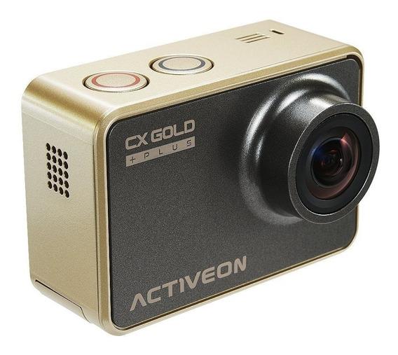 Câmera De Ação Digital Activeon Cx Gold Plus