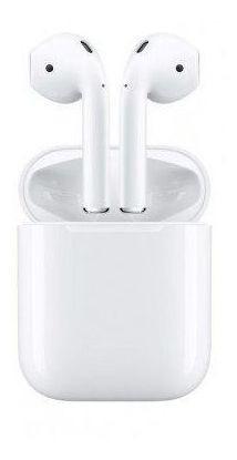 AirPods 2 Wireless C/ Estojo De Recarga Sem Fio - Apple