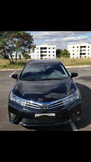 Toyota Corolla Gli 1.8 16v Vvt-i Multi-drive Flex - 2016
