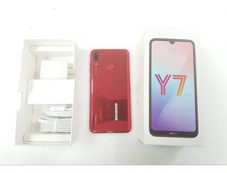 Huawei Y7 2019 (180) + Obsequio + Garantia + Tienda Fisica