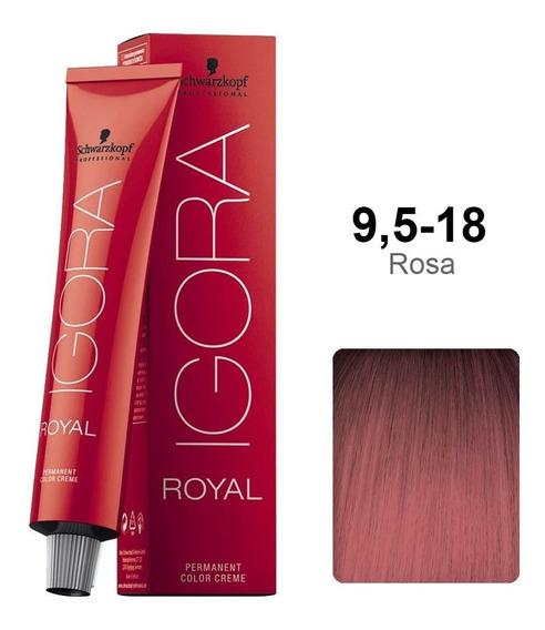 Schwarzkopf Igora Royal 9,5-18 Rosa